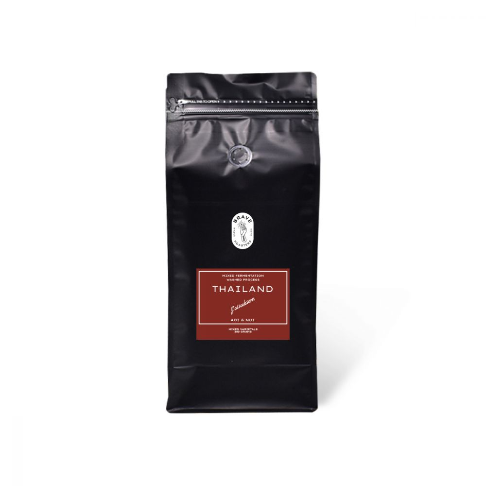 Thailand | Jaisooksern Coffee by Aoi & Nui, Chiang Mai, Mixed Fermentation Washed, 1KG.