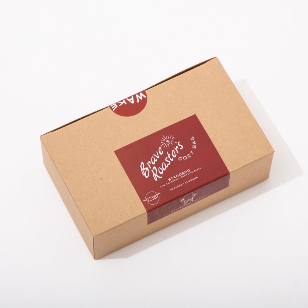 Cozy Bag Standard - 10 PACKS BOX -