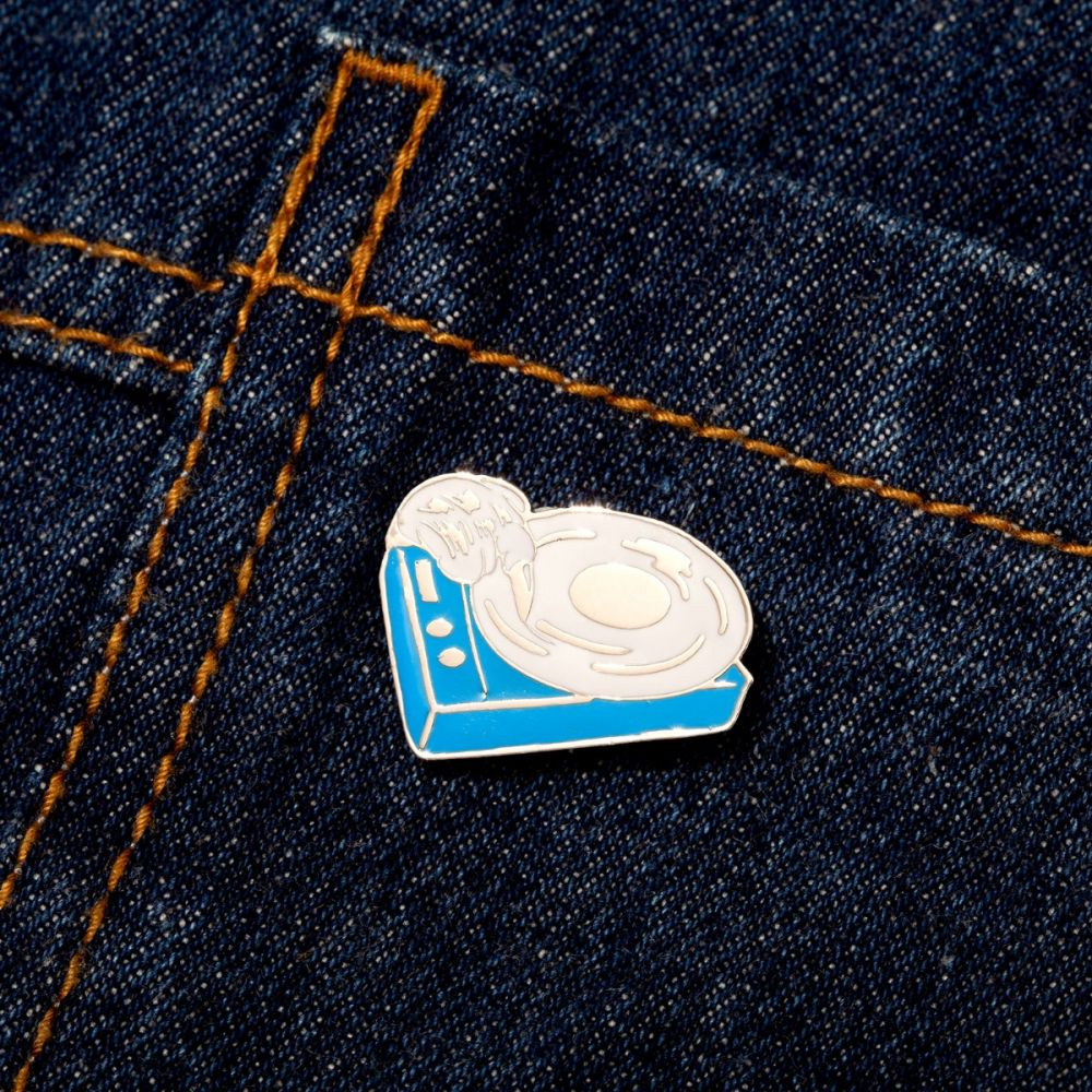 Vinyl Enamel Pin