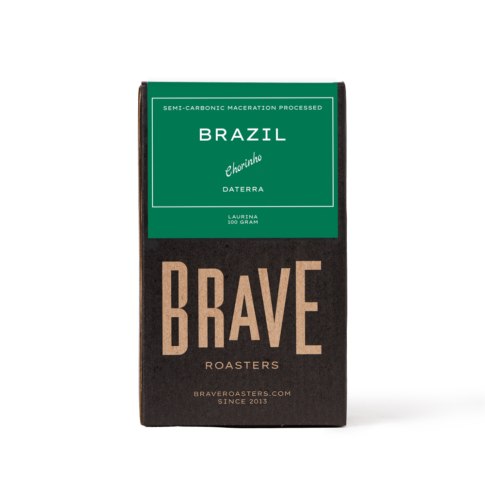 Brazil | Daterra CHORINHO / Laurina, Semi-Carbonic Maceration