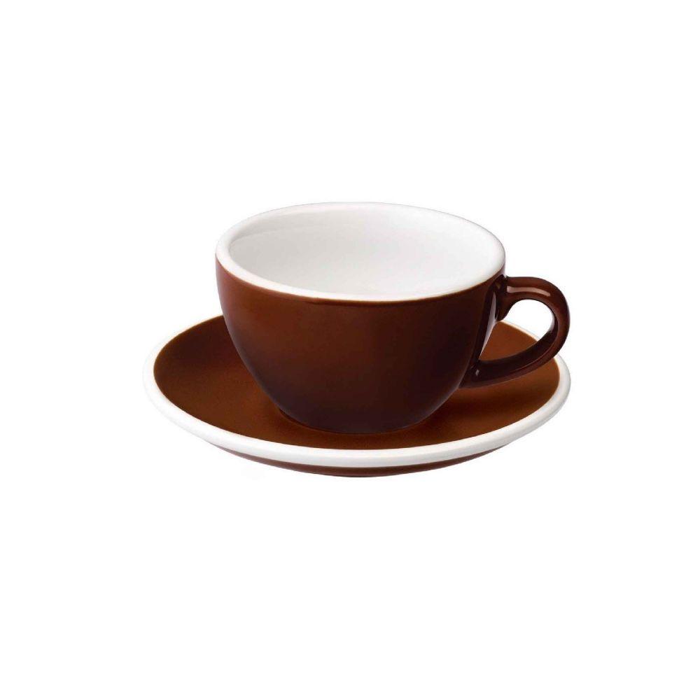 Egg 200ml Espresso Cup & Saucer