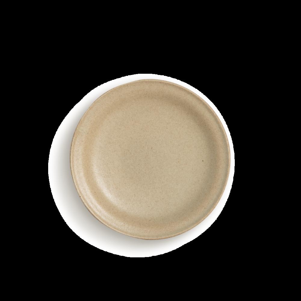 MOJAVE BROWN PLATE - EDGE