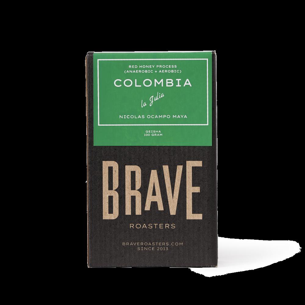 Colombia | La Julia / Geisha, Honey Process ( Anaerobic+Aerobic )