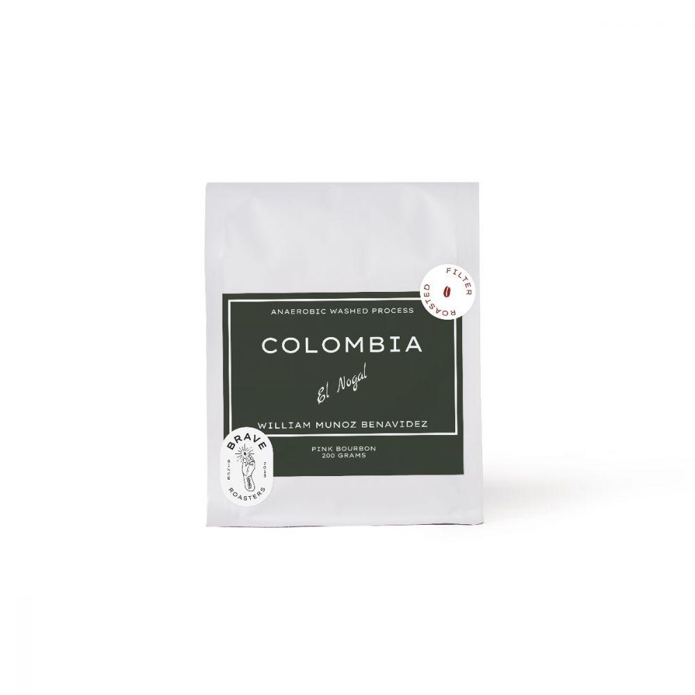 Colombia | El Nogal / Pink Bourbon, Anaerobic Washed Process