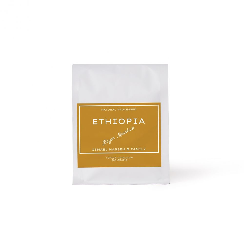 Ethiopia | Kayon Mountain / Natural Process / ORGANIC