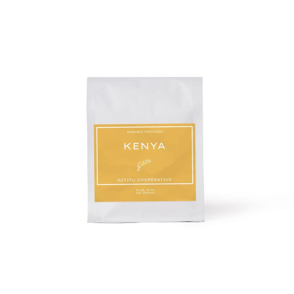 Kenya | Gititu / SL28, SL34 / Washed Process