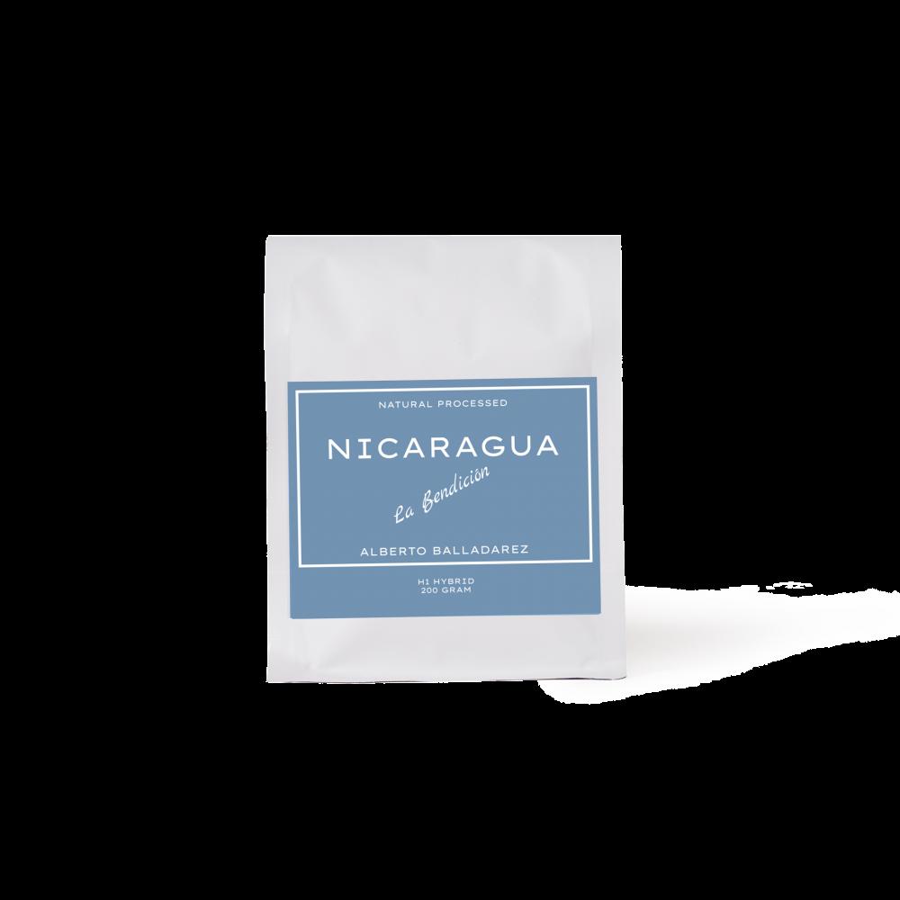 Nicaragua | La Benedición / H1 Hybrid, Natural Process