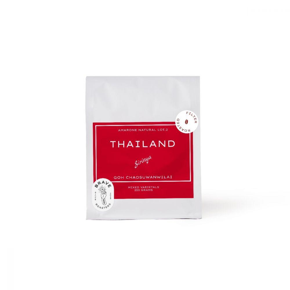 Thailand   SIRINYA, Chiang Rai, Amarone Natural Process Lot.2