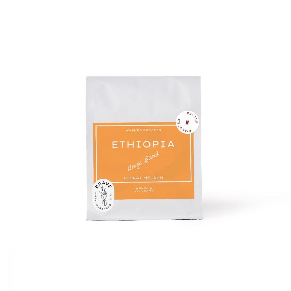 Ethiopia | Uraga Bisrat / Wolisho, Washed Process