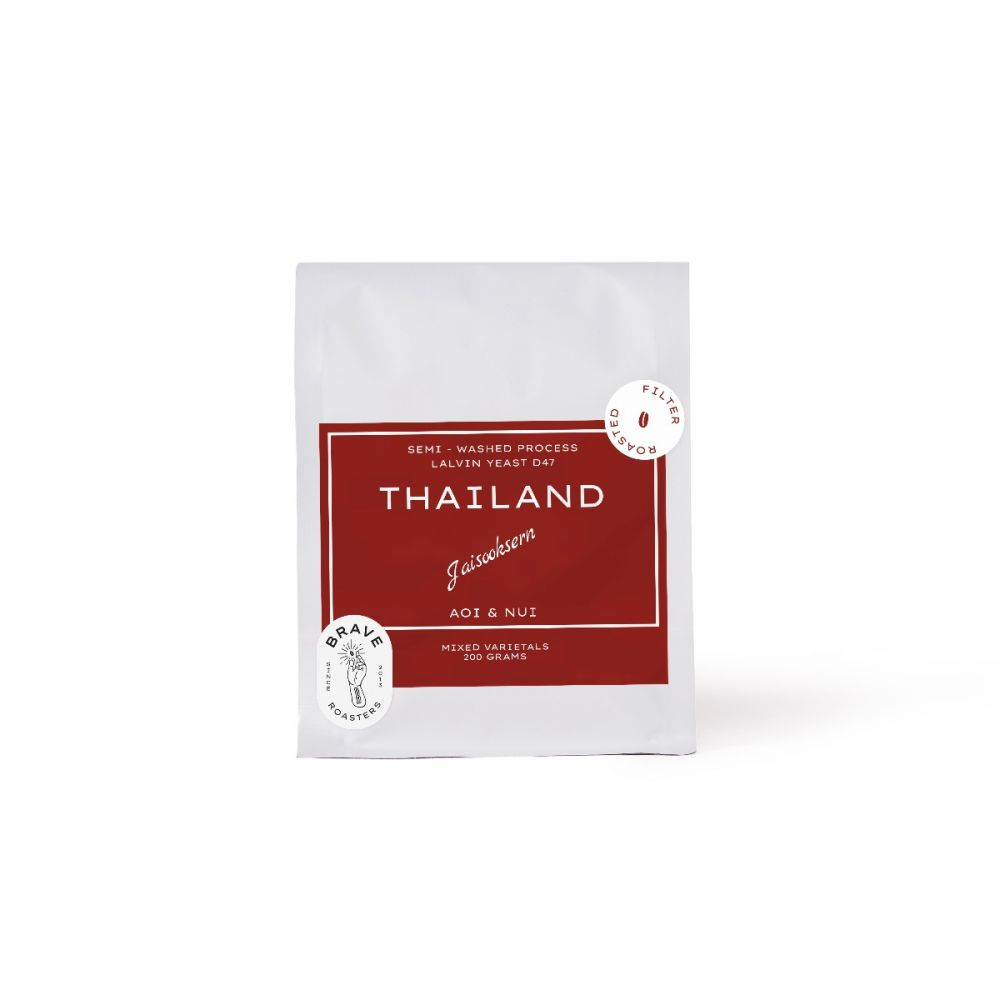 Thailand | Jaisooksern, Lalvin Yeast D47, Semi-Washed Process