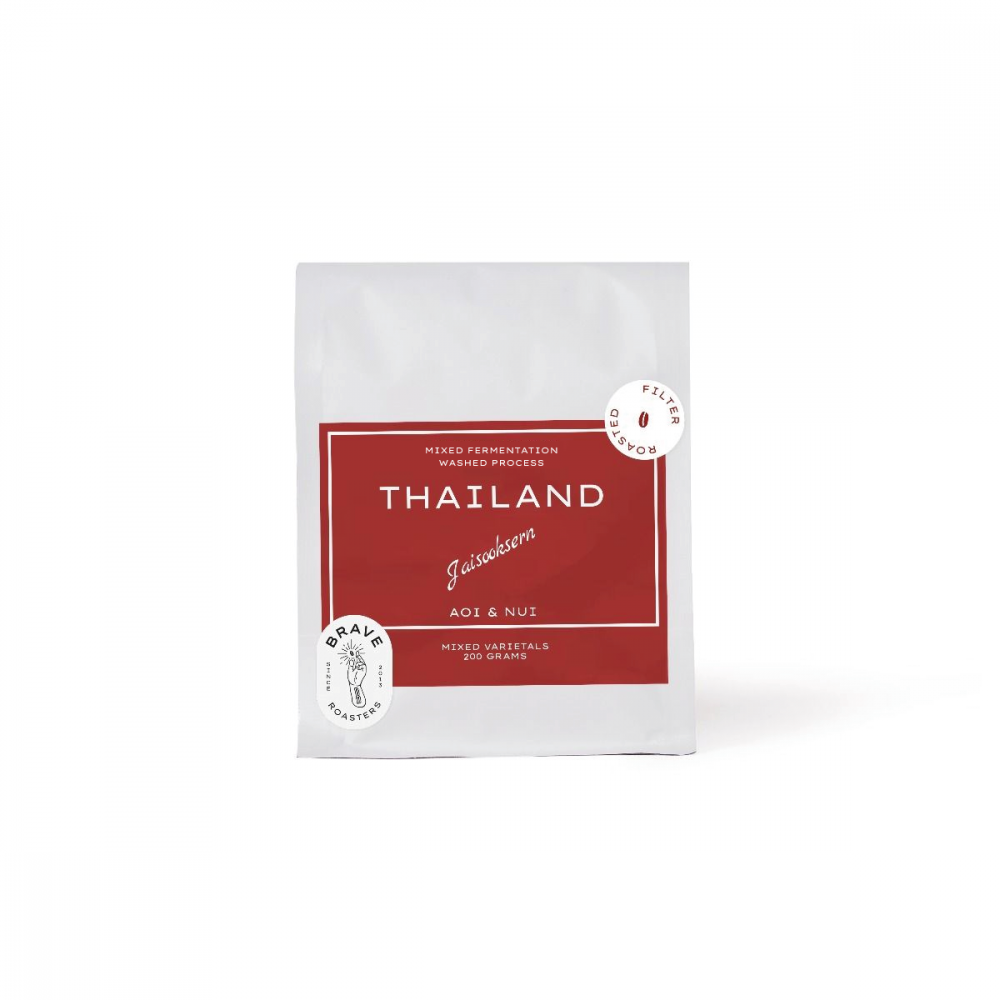 Thailand | Jaisooksern Coffee by Aoi & Nui, Chiang Mai, Mixed Fermentation Washed