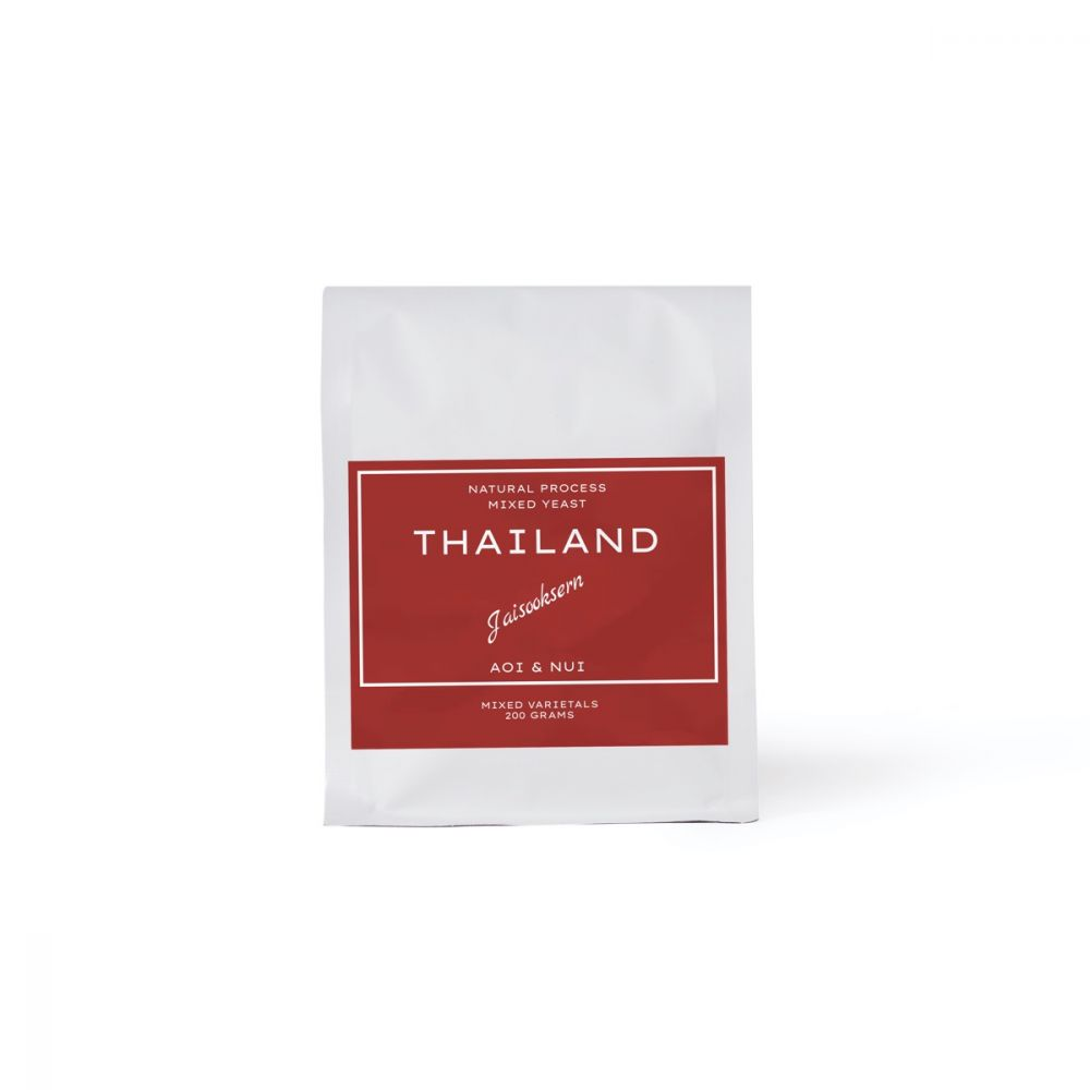 Thailand | Jaisooksern, Mixed Yeast, Natural Process
