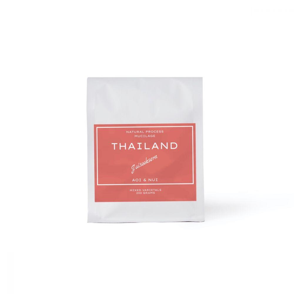 Thailand   Jaisooksern, Mucilage, Natural Process