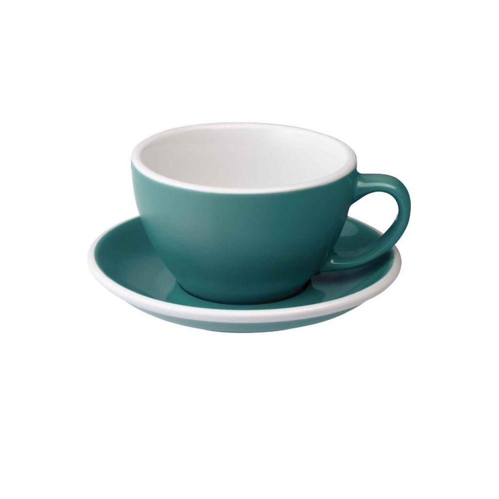 Egg 300ml Espresso Cup & Saucer